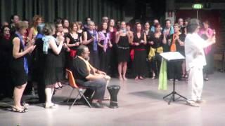 Mikrokosmos #3.1 Tres cantos nativos