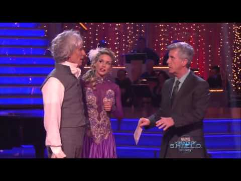 Bill Nye and Tyne Stecklein   Paso Doble   Dancing with the Stars   Season 17   Week 2