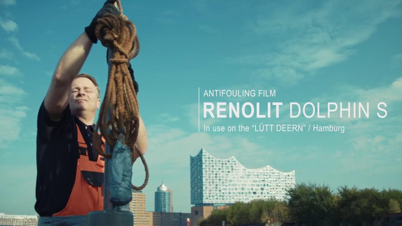 RENOLIT DOLPHIN S  Biocide-Free Fouling Release Film – Testimonial Lütt Deern
