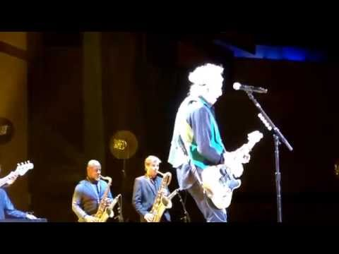 """Happy"" - Keith song - Rolling Stones, Milwaukee 2015-06-23"