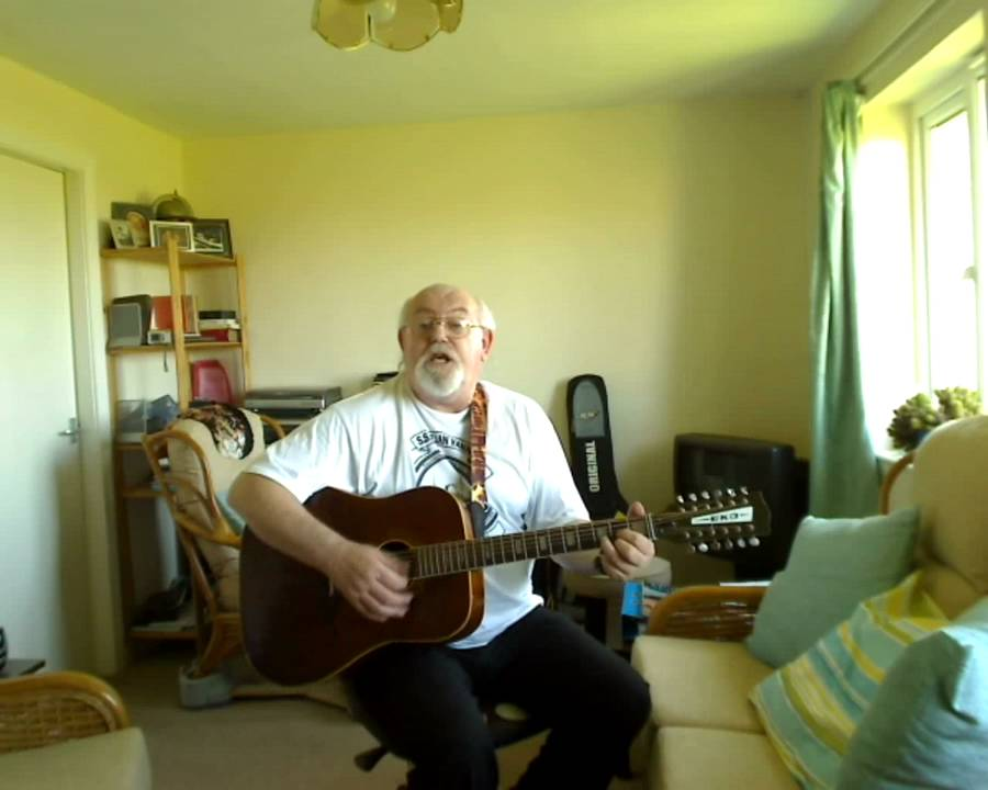 12 string guitar my old man 39 s a dustman including lyrics and chords youtube. Black Bedroom Furniture Sets. Home Design Ideas