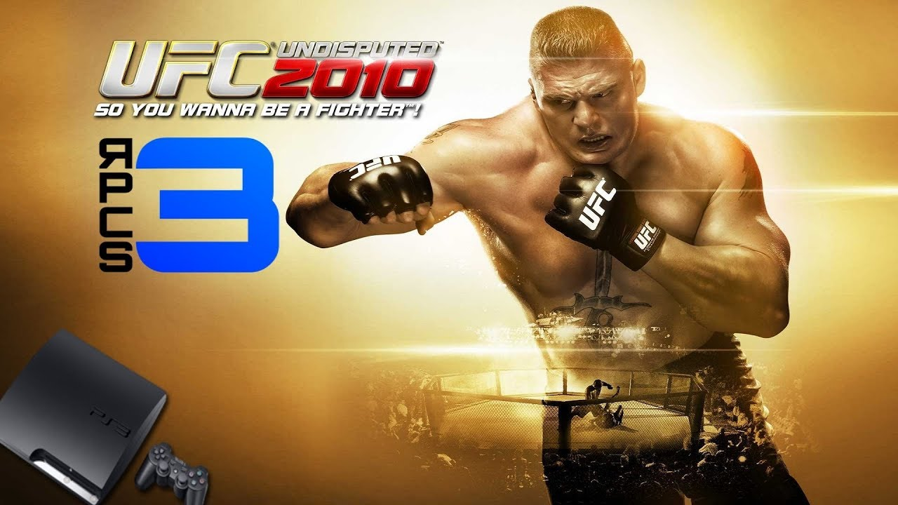 UFC Undisputed 2010 - RPCS3 TEST (Doesn't Go InGame) - YouTube Ufc Undisputed 3 Ps3 Rom