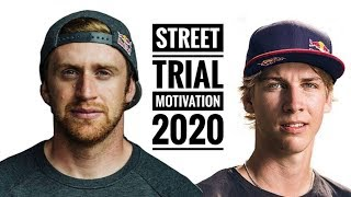 Fabio Wibmer vs. Danny MacAskill // Street Trial Motivation 2020