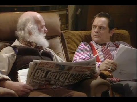 Only fools and horses blow up dolls