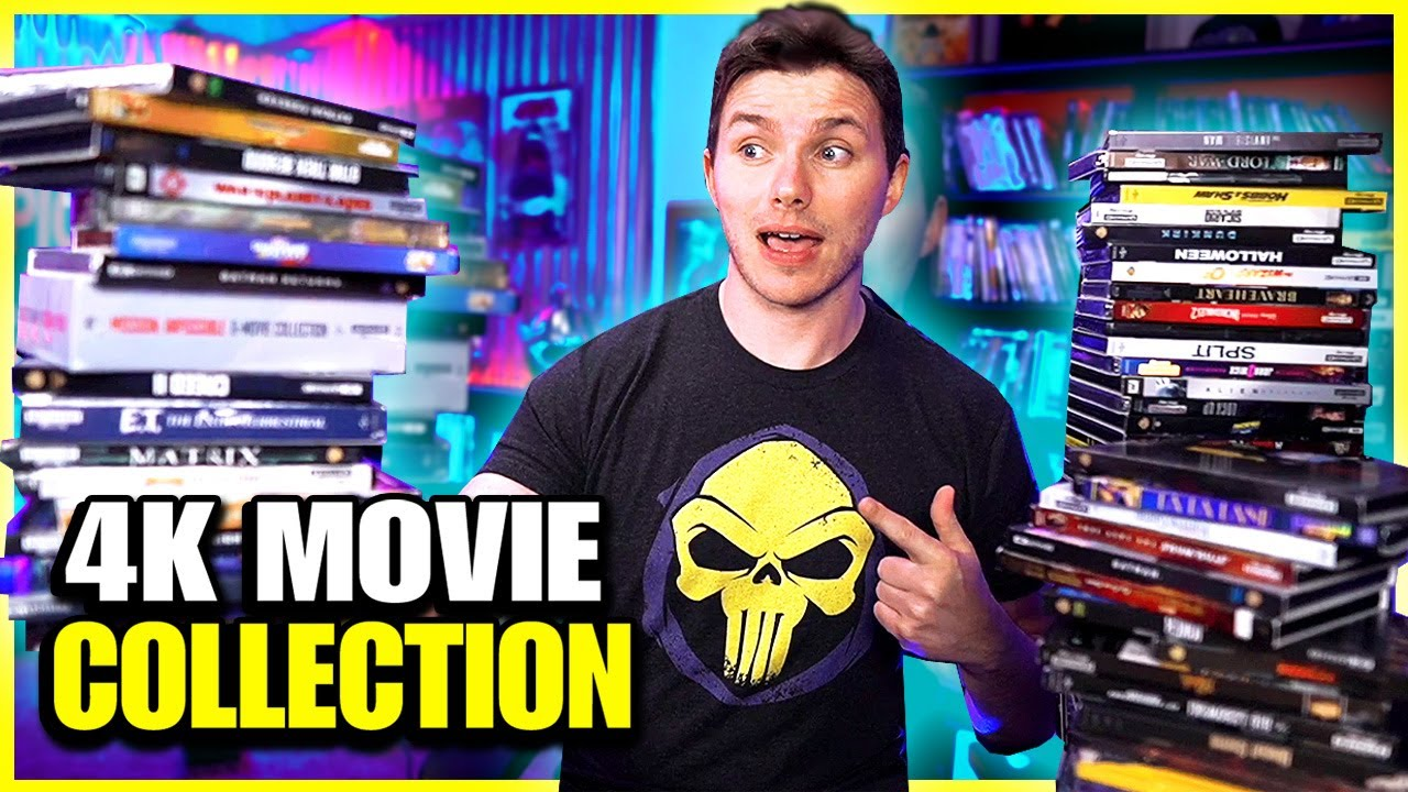 Download My Entire 4K BLU-RAY Movie Collection