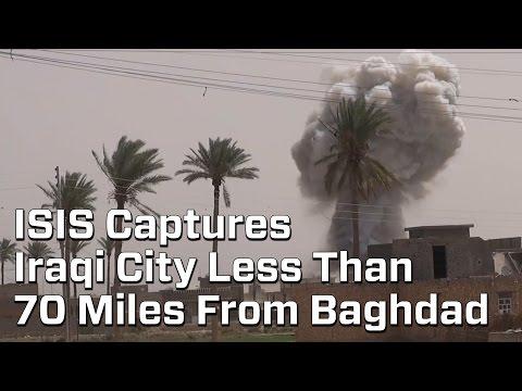 ISIS Celebrates Taking Of Ramadi