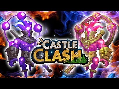 (DESTROYING) MY CASTLE CLASH ACCOUNT!!!