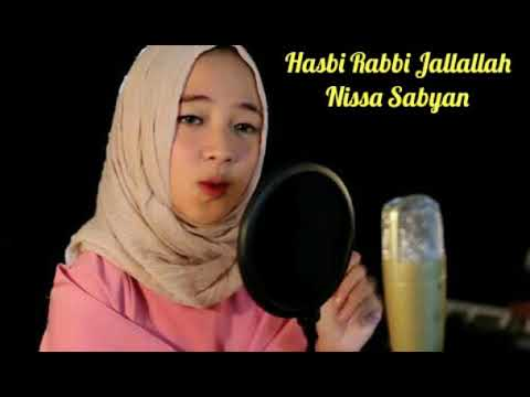 Sholawat Hasbi Rabbbi Jallallah Menyentuh Hati Terbaru 2018 Voc Nissa Sabyan