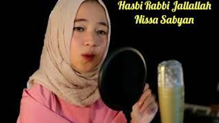 [3.18 MB] Sholawat Hasbi Rabbbi Jallallah Menyentuh Hati Terbaru 2018 Voc. Nissa Sabyan