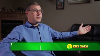 CBS Solar - Local Solar Experts featuring Jason A
