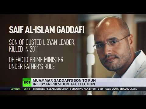 Gaddafi's son may run for president in Libya, 'has lots of supporters' – Saif's lawyer (EXCLUSIVE)