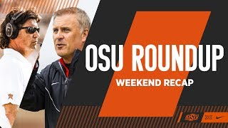 'We Found Out How Important the Turnover Margin Is' | OSU Roundup | Texas Tech Recap
