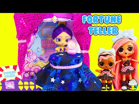 Fortune Teller Tells Strut Big Sister Strut's Fortune Littlest Pet Shop Lucky Fortune Cookie