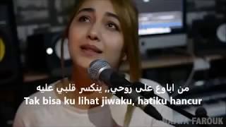 Lagu Palestine Sangat Menyentuh | by Najwa Faruq (Lyric arab+Indo)