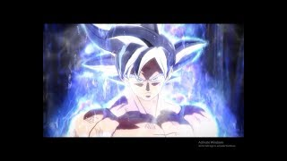 Dragon Ball XENOVERSE 2 DLC 6  SECRET BOSS FIGHT MASTERED ULTRA INSTINCT GOKU PART 2