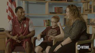 <b>Travis Rudolph</b> meets Leah Paske, reunites with autistic son ...