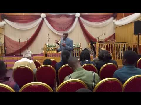 Practical Christianity, Bible Study Message. RCCG - Jesus Tabernacle Dublin