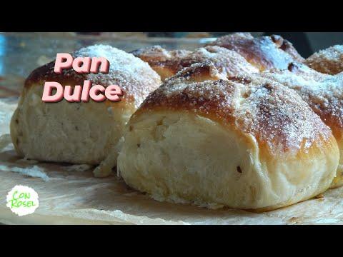 Pan dulce SUAVECITO y DELICIOSO 😋 RECETA CASERA