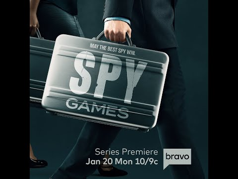 Spy Games is listed (or ranked) 4 on the list The Best New Reality Competition Shows Of 2020
