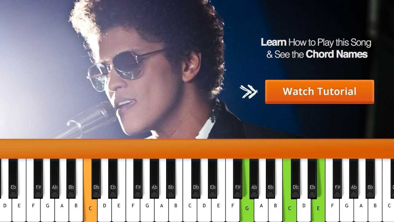 How to play when i was your man bruno mars piano tutorial how to play when i was your man bruno mars piano tutorial chords hexwebz Images
