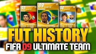 FIFA 09 ULTIMATE TEAM w/ 'THE COLLECTION' - FUT HISTORY #1