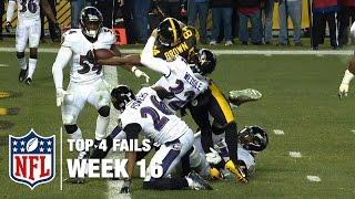 Top 4 Fails (Week 16) | The Shek Report