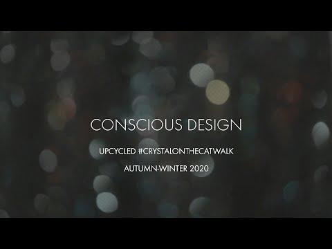 #CRYSTALONTHECATWALK: Conscious Design Autumn-Winter 2020