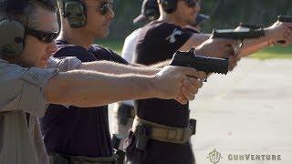 Gun Handling 101 for Actors and Stunt Performers: GunVenture|S2 E4 P3