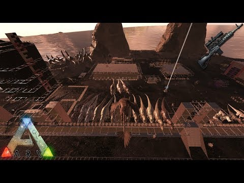 Ark Survival Evolved | Official Pvp: Precision | Progression | Follow On Twitch !