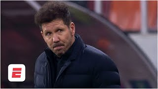 Atletico Madrid vs. Chelsea reaction: 'This reflects VERY POORLY on Diego Simeone' | ESPN FC