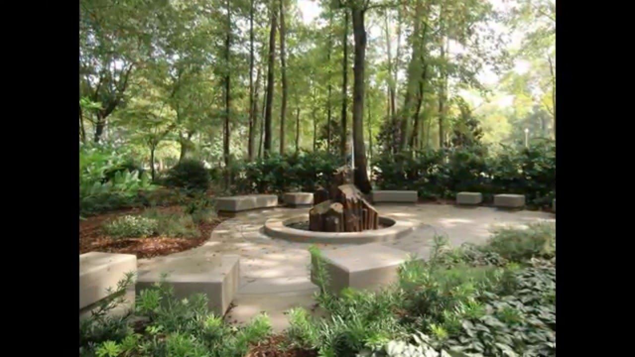 Meditation Garden Design Inspiration - YouTube on Meditation Patio Ideas id=27122