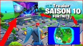 [IF] OFFICIAL TRAILER / TEASER SAISON 10 FORTNITE - SAISON COMBAT PAS1 - FORTNITE INFO