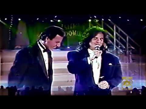 Roberto Carlos & Julio Iglesias - Solamente Una Vez (1989)