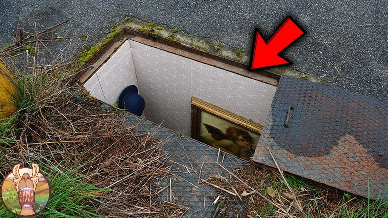 10 Chambres Secretes Trouvees Dans Des Maisons  Lama