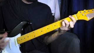 Autoramas - Carinha Triste (Cover Guitar)