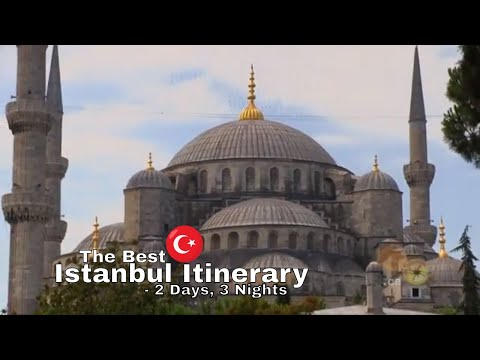 48 Hours in Istanbul, Turkey (Part 1)