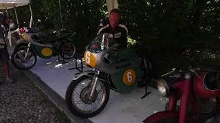 Moto Benelli - Rievocazione Storica Moto Frera Tradate