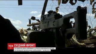 """Бойовики на Донбасі вже на третій день порушили умови """"Хлібного перемир"""