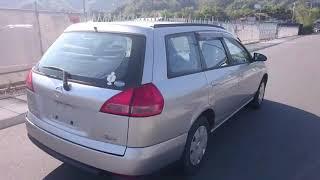Видео-тест автомобиля Nissan Wingroad (серебро, Wfy11-450628, Qg15de, 2005г.)