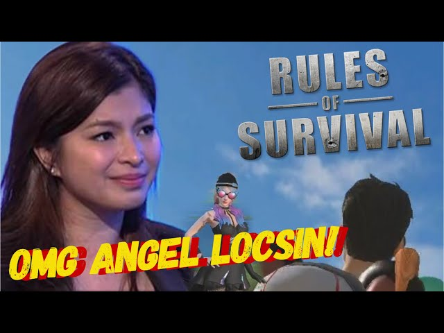 PLAYING WITH ANGEL LOCSIN (ROS TAGALOG)