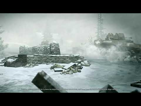 Company Of Heroes 2 Ardennes Assault: Mission Rescue the Wounded |