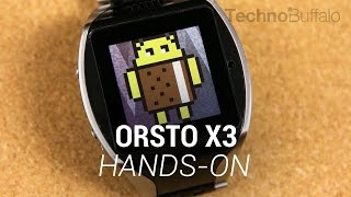 Orsto X3 Hands-On: A Smartphone and Smartwatch in One