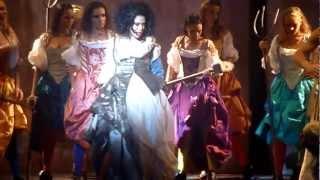 LIVE (HD) // 1789, Les Amants de la Bastille - Je veux le monde (Nathalia)