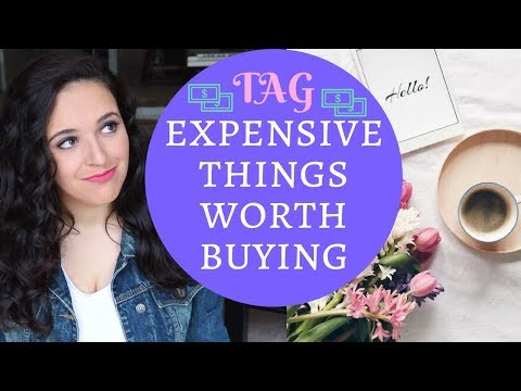 5 Expensive Things Worth Buying Tag