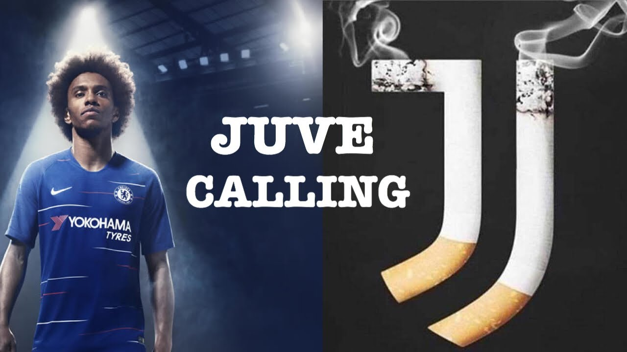 Download CHELSEA LATEST NEWS   WILLIAN TO JUVENTUS FOR FREE!? WOULD YOU LET HIM GO?