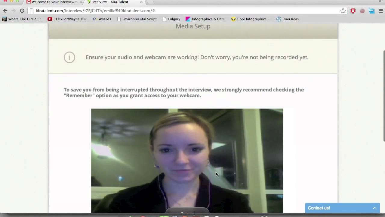 how candidates can take online video interviews how candidates can take online video interviews