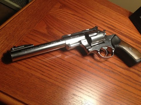 Tanaka Super RedHawk Airsoft Revolver Revisited - Review
