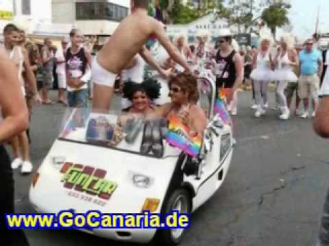 from Chris gay pride gran canaria 2009