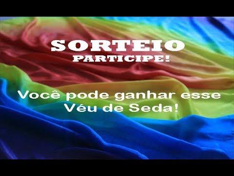 SORTEIO!!! do Véu de Seda... Saiba como Participar!!!