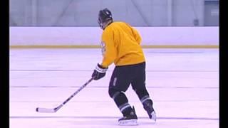 Катание на коньках  Хоккей  Быстрые повороты 2    урок Skillopedia ru   Google Chrome